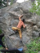 Rock Climbing Photo: Hawaii Boulder.