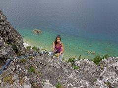 Rock Climbing Photo: Lion's Head