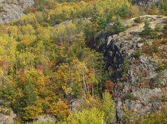 Rock Climbing Photo: Southwest Traver's Rock