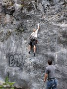 Rock Climbing Photo: Boom Boy!