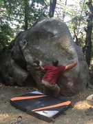 Rock Climbing Photo: The Slap