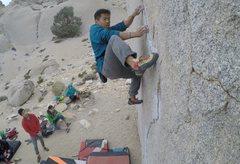Rock Climbing Photo: Jedi Mind Tricks