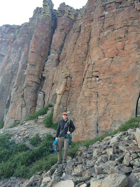 Rock Climbing Photo: Taylor at The Jungle