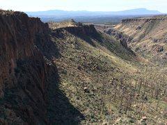 Rock Climbing Photo: Cohiti Mesa