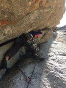 Rock Climbing Photo: Starting out P2