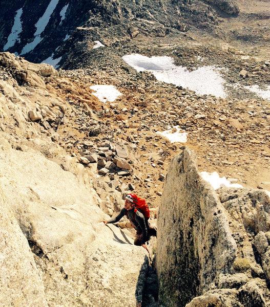 Rock Climbing Photo: bcs
