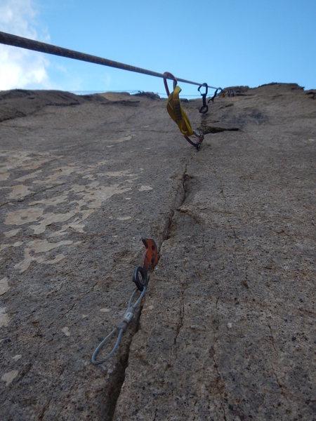 Rock Climbing Photo: Beaks!
