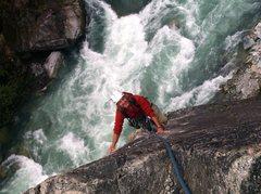 Rock Climbing Photo: Star Chek, Squamish, BC