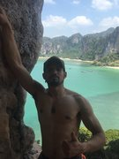 Rock Climbing Photo: Krabi, Thailand