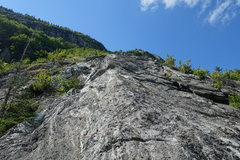 Rock Climbing Photo: Start of P2.