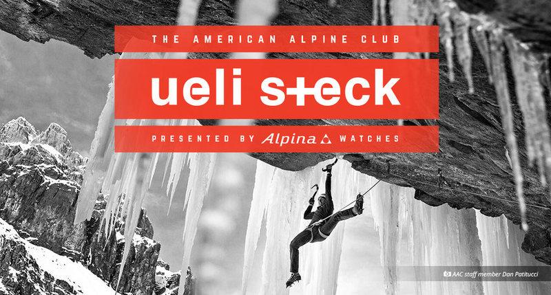 Ueli Steck tour.
