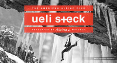 Rock Climbing Photo: Ueli Steck tour.