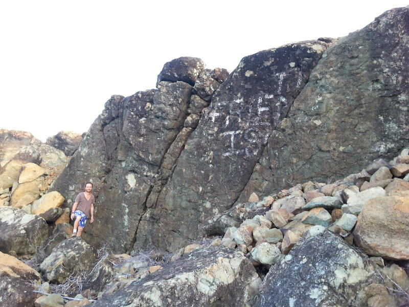 Super tecnic Boulder problem...
