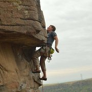 Old Roof Route - Golden Cliff's Golden, Colorado