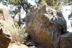 Rock Climbing Photo: Fun right in the campsite