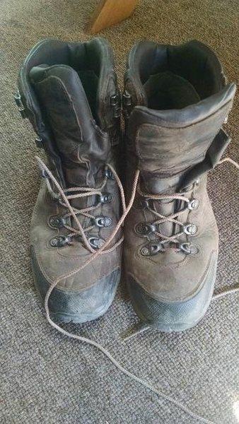 St Elias boots