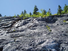 Rock Climbing Photo: 7 Headwall of Ingy's (P6)
