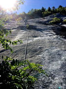 "Rock Climbing Photo: 10 [Route Photo 7] RH Climbing ""Orgasmo Slab&..."