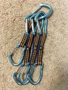 Rock Climbing Photo: Omega Pacific Five-O Quickdraws (4) $20