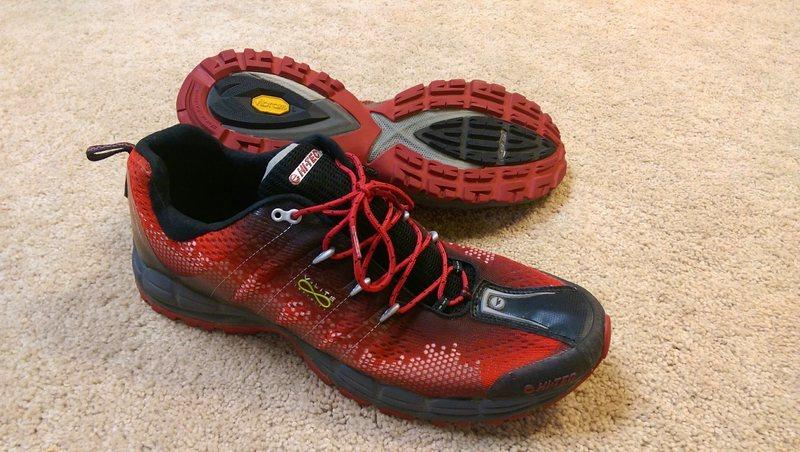 Hi-Tec V-Lite Infinity Shoes (Size 13) $20