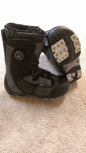 Rock Climbing Photo: Ride Insano Boa Snowboard Boots (Size 13) $150