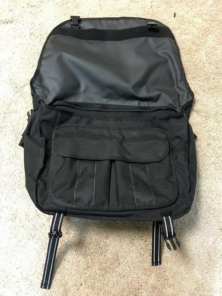 Chrome Buran Messenger Bag $80