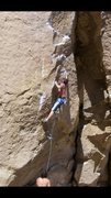 Rock Climbing Photo: Heresy 5.11c