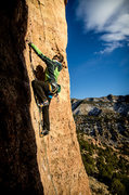 Rock Climbing Photo: La Cholla. Jackson.