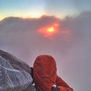 Rock Climbing Photo: Sunrise on the Matterhorn