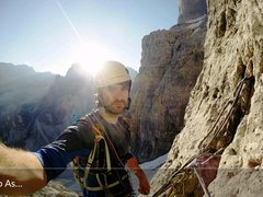 Rock Climbing Photo: Dolomiti