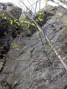 Rock Climbing Photo: Compound Fracture