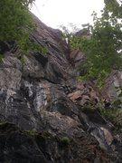 Rock Climbing Photo: Eric and Justin on Sparklehorse