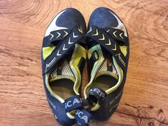 Scarpa Vapor V 42 top view