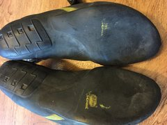 Scarpa Vapor V 42 bottom view