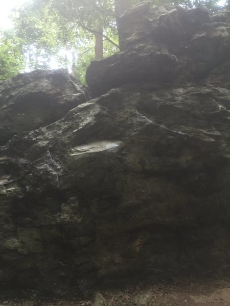 hog rock catoctin md. Start on high center rail and climb straight up using smear and high left sloper heel to reach jug haul top out. Nicknamed Thumper