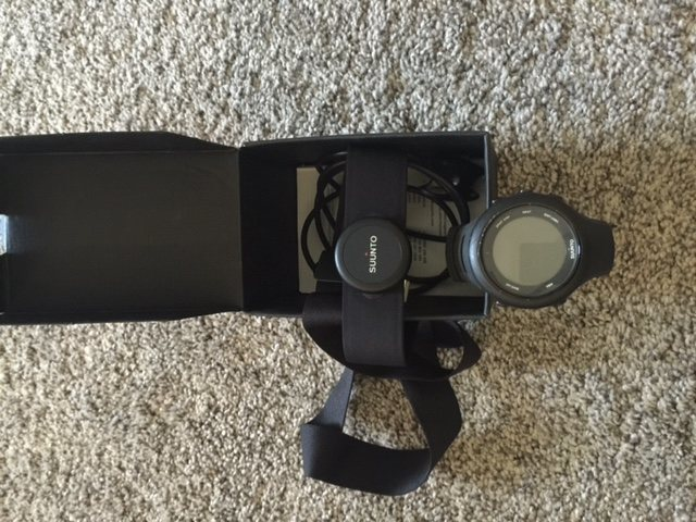 Sunnto Ambit 3 , as you can see in the picture , in great condition used a few times . $ 130.