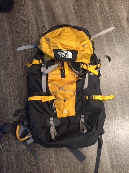 The north face Prophet 52. Used a couple times. $ 130. Large torso