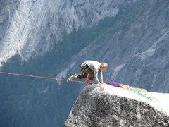 Rock Climbing Photo: Success!!!!!!!!!!!