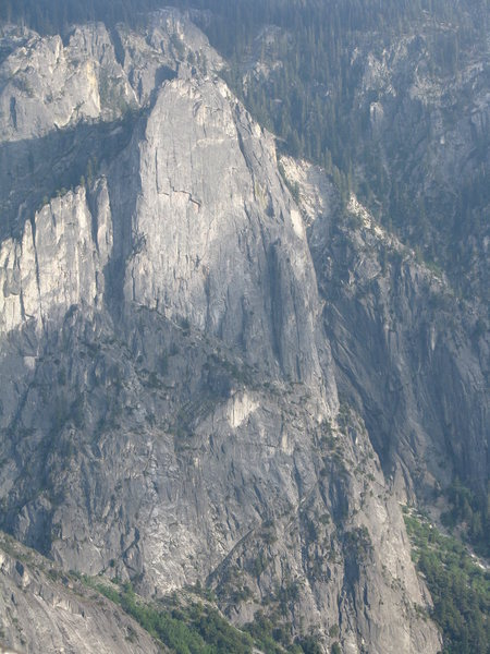 Rock Climbing Photo: The Sentinal