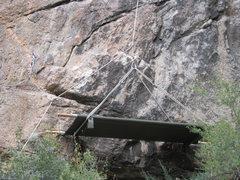 Rock Climbing Photo: The Portastretch