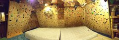 Rock Climbing Photo: Home gym 3.0