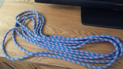 25' rope. Approx 10mm.