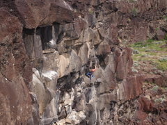 Rock Climbing Photo: Middle of Sanitary Landfill