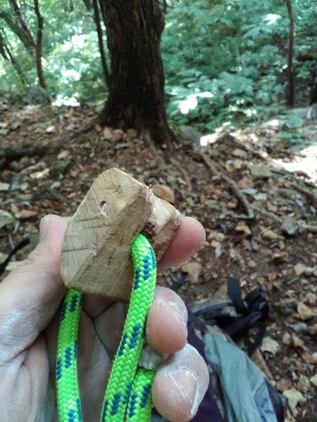 Rock Climbing Photo: Cam pic1