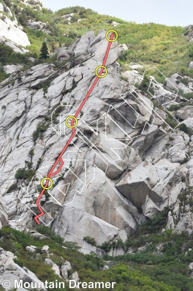 Rock Climbing Photo: Credit goes to rakkup for the photo.