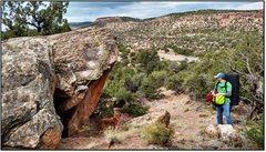 Rock Climbing Photo: Grawlix beta.