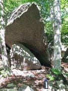 Rock Climbing Photo: The Prow face