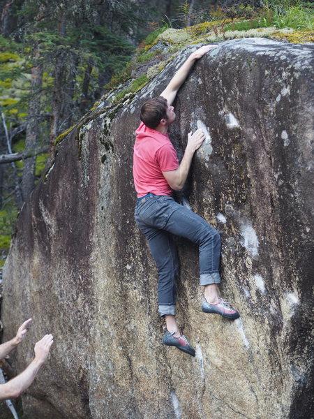 Rock Climbing Photo: Highwater Hippy Pants