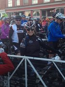 Start of Leadville 100