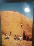 Rock Climbing Photo: Vedauwoo crack